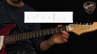 Le Riff Du Debutant Tuto Guitare Rock Seven Nation Army The White Stripes Morceau Facile Tabs Ov9Fmgqtasc Image