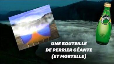 Leruption Limnique Le Scenario Du Pire Apres Le Reveil Du Volcan Nyiragongo 5Sz8 1J71Y Image