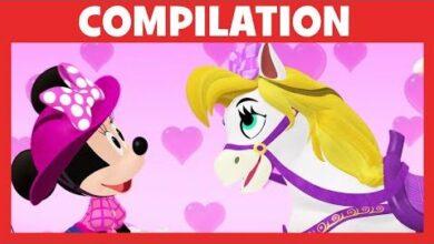 Les Aventures De Mickey Et Ses Amis Compilation Des Chansons Preferees De Minnie Aqni7Arvnvu Image