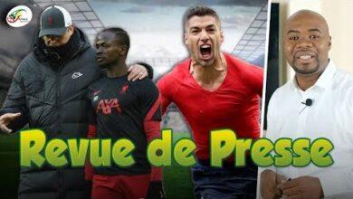 Les Excuses De Sadio Mane Envers Klopp Suarez Devient Un Heros A Madrid Revue De Presse Vbgcnseox7U Image