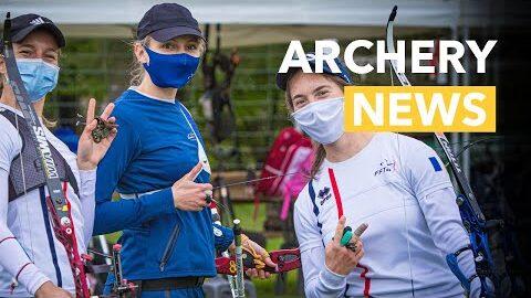 Les Femmes Francaises En Arc Classique Ont Termine Quatrieme A Lausanne Archery News Ajgvpbj9Cgc Image