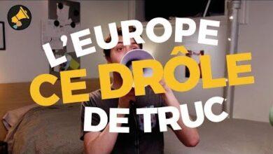 Leurope Ce Drole De Truc Ft Thomas Gauthier En France Grece Et Belgique Zqskczpn4 W Image