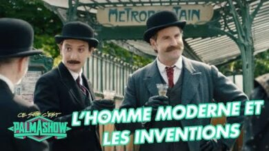 Lhomme Moderne Et Les Inventions Palmashow Yffh5Fdcx2Y Image