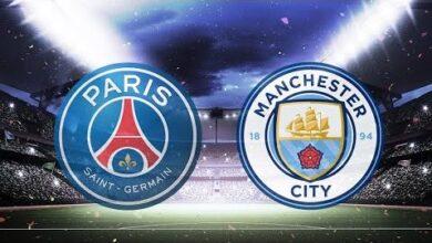Ligue Des Champions Demi Finale Suivez En Direct Psg Manchester City U8Dmjhkgjze Image