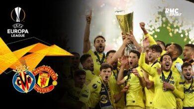 Ligue Europa Villarreal Souleve Le Trophee Et Celebre Avec Ses Supporters Wilmiu1Sm 4 Image