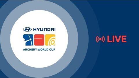 Live Compound Team Finals Lausanne 2021 Hyundai Archery World Cup Stage 2