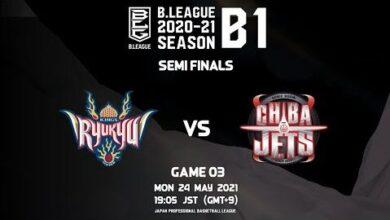 Live Ryukyu Golden Kings V Chiba Jets Bleague Semi Finals Season 2020 21 Yspqqxle6Zq Image