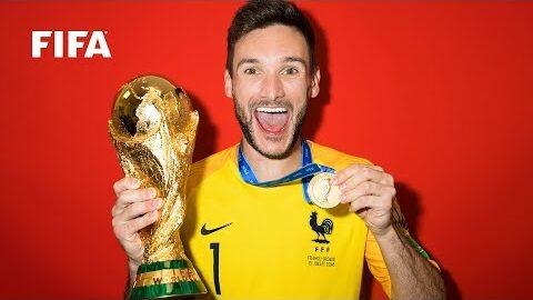 Lloris Casillas More Fifa World Cup Winning Goalkeeper Captains W3Unlwpnq44 Image