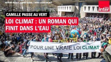 Loi Climat Un Roman Qui Finit Dans Leau Camille Passe Au Vert Xw4Sczlgqzk Image