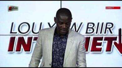 Lou Xew Biir Internet Pr Mamadou Ndiaye 31 Mai 2021 Tfm Mok1 S0Jrkc Image