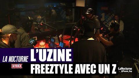 Luzine Freeztyle Avec Un Z Lanocturne Wmbrefqkseg Image