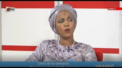 Marie Diouf Peacok Nous Navons Jamais Detruit De Maisons A Dougar Gl0Hm8Nseq4 Image