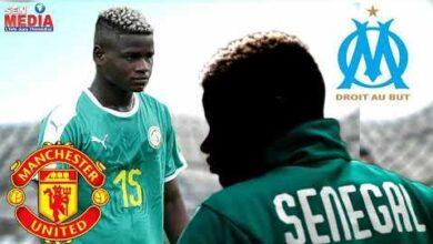 Marseille Veut Une Pepite Senegalaise A Manchester United La Super Ligue Fait Degat Pxmhm1Bk8Xq Image