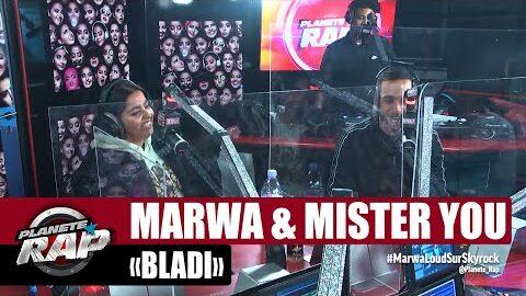 Marwa Loud Bladi Ft Mister You Planeterap Bkvof7Iipg0 Image