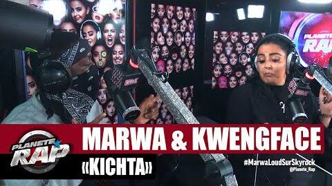 Marwa Loud Kichta Ft Kwengface Planeterap Cvpiqlzakuo Image