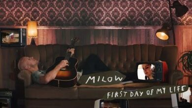 Milow First Day Of My Life Official Video Yzrv Lur7Li Image