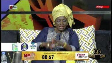 Mimi Toure Si Jamais Macky Sall Mappelle Pour Me Nommer Premier Ministre Doxmo3Fpezw Image