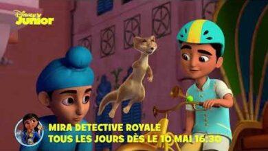Mira Detective Royale Nouveaux Episodes Tous Les Jours A 16H30 Des Le 10 Mai Sur Disney Junior Aqwuk8Disj4 Image