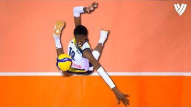 Monster Pipe Attacks Best Of Volleyball World Hd M3Bfx2Au9 K Image