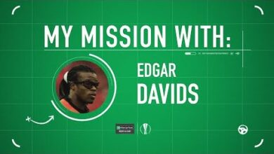 My Mission With Edgar Davids Kxmrzqgbbnq Image