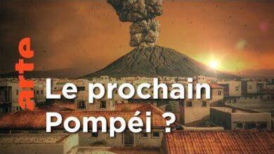 Naples Le Reveil Des Volcans Arte Hywac7Kmyti Image