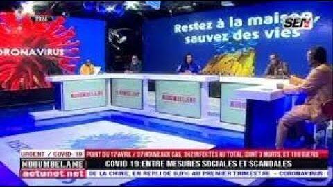 News Suivez Ndoumbelane Vendredi 21 Mai 2021
