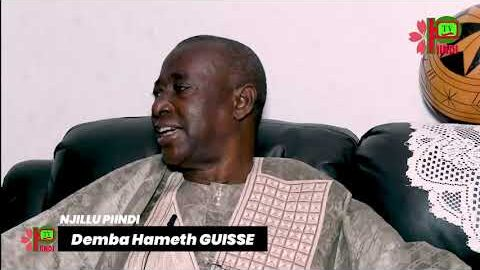 Njillu Piindi Avec Demba Hameth Guisse Hommage