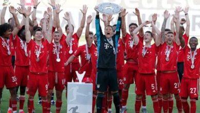 Officiel Le Bayern Munich Champion Dallemagne Pour La 31E Fois 5Dgrabkthrk Image