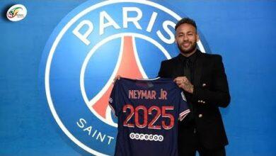 Officiel Neymar Prolonge Au Psg Jusquen 2025 7Zdcx Lirjq Image