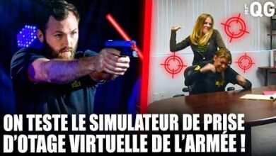 On Teste Le Simulateur De Prise Dotage Virtuelle De Larmee Htprqilujmi Image