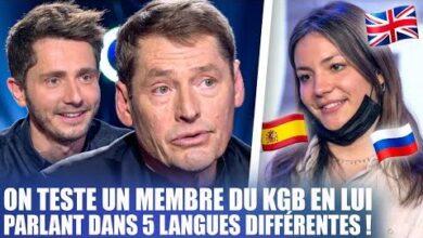 On Teste Un Membre Du Kgb En Lui Parlant Dans 5 Langues Differentes Zneat1Oky8C Image
