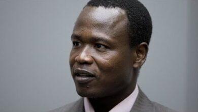 Ouganda Le Chef Rebelle Dominic Ongwen Condamne A 25 Ans De Prison Par La Cpi 6Rxmbybem Image
