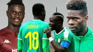 Pape Abou Cisse Veut Rester En Ligue 1 Inspire Par Sadio Mane Et Ismaila Sarr Apres Diouf Pape Yad Hl6Pe73Mzf0 Image