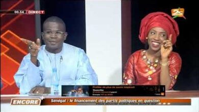 Pastef Amna Droit Def Appelle Financement Abba Mbaye Sur Le Financement Des Partis Mkiybumerc4 Image