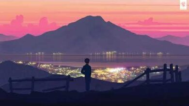 Peak Twilight Departure Lofi Hip Hop Relaxing Beats 8Dn5Ai3Xjpk Image