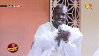 Pere Bou Kharr Deverse Sa Colere Sur Le Ministre De La Culture Respecter Wouniou Tp8Jww6Uvwc Image