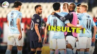 Petite Sal Neymar Copieusement Insulte Par Une Star Durant Le Match Psg Vs City H6Ploxcknqu Image