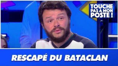 Pierre Cabon Rescape Du Bataclan Et Sa Femme Myriam Temoignent Dans Tpmp Yllftr38Mlu Image