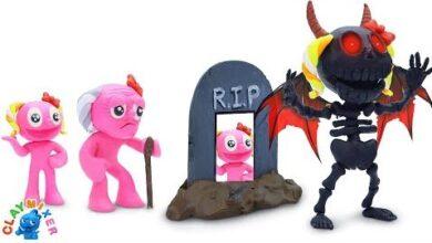 Pinky Redevient Le Roi Demon Et Va Trouver Blue Ma Copine De Lenfer Clay Mixer Francais Nuf5Mretei Image