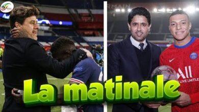 Pochettino En Remet Une Couche Pour Gana Gueyela Reponse Cash De Nasser Au Real Matinale Gvxlzfb0Zzq Image
