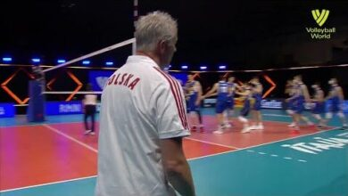 Poland Vs Italy Fivb Volleyball Nations League Men Match Highlights 28 05 2021 2Ghwlwhek Q Image