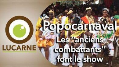 Popocarnaval 2021 Les Anciens Combattants Font Le Show 67Hzxgoaohg Image