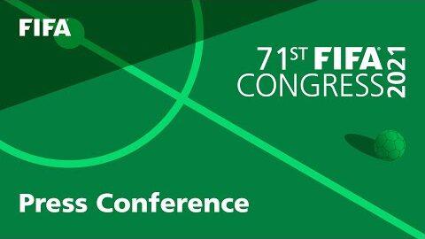 Post 71St Fifa Congress 2021 Press Conference