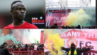 Pourquoi Le Match De Liverpool De Sadio Mane Et Manchester United Na Pas Demarre Mzkxz1Xdtpg Image