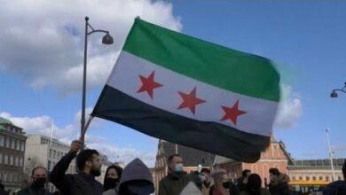 Protestos Na Dinamarca Contra Expulsoes De Refugiados Sirios 5Jorzhr2Dv4 Image
