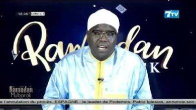 Ramadan Moubarack Avec Imam Moustapha Niang Erf0Yfqjc1M Image