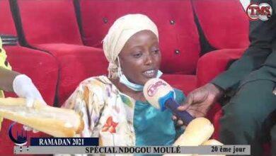 Ramadan Moule 20 Eme Jour Distribution De Ndogous Par Lequipe De La Tms Tv Avec Thierno Moule Sow Gqmpvhvldig Image