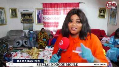 Ramadan Moule 4Eme Jour Distribution De Ndogous Par Lequipe De La Tms Tv Avec Thierno Moule Sow Fi5Ci6E4Aok Image
