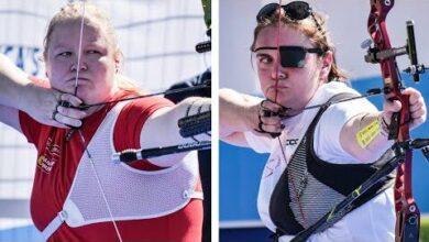 Randi Degn V Milena Olszewska Recurve Womens Gold Veronicas Cup 2021 E8K8Wjcxq9C Image