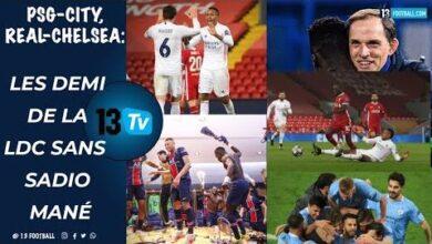 Real Chelsea Psg City Les 1 2 Finales De Ldc Sadio Mane Et Les Reds Impuissants Devant Le Real 32U3Rnbmf8 Image